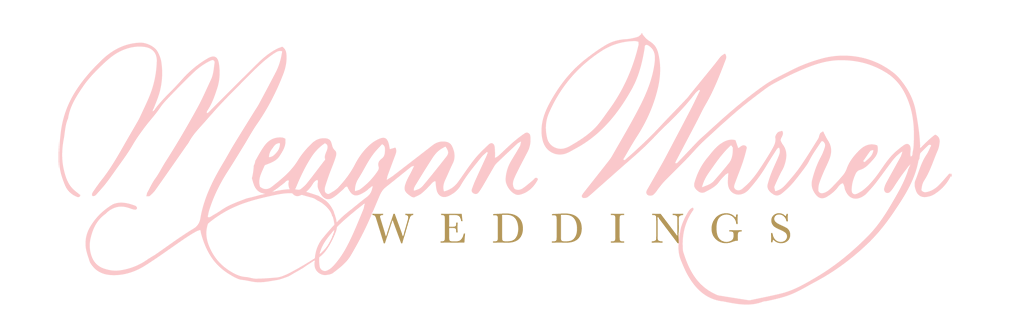 Meagan Warren Weddings logo